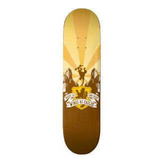 Wings Street Skateboard Deck