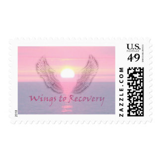 Wings to Recovery Postage
