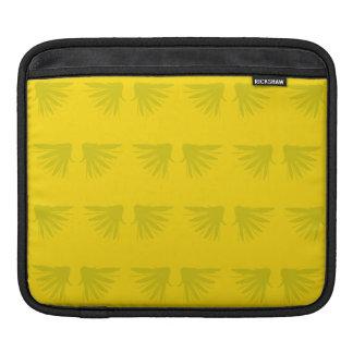 Wings Yellows iPad Sleeve