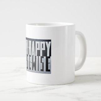 WinHappyLoseWise Large Coffee Mug