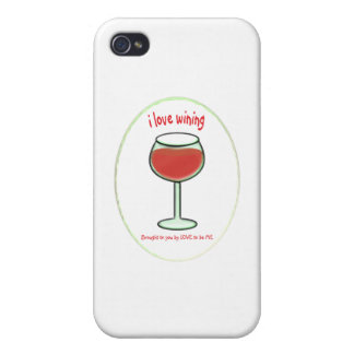 WINING - LOVE TO BE ME.png iPhone 4/4S Cases