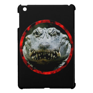 Wink and a Smile (Chinese Alligator) iPad Mini Case
