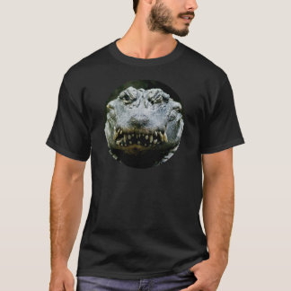 Wink and a Smile (Chinese Alligator) T-Shirt