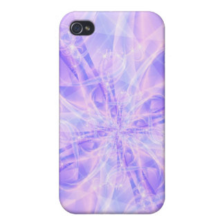 Wink Fractal Cover For iPhone 4