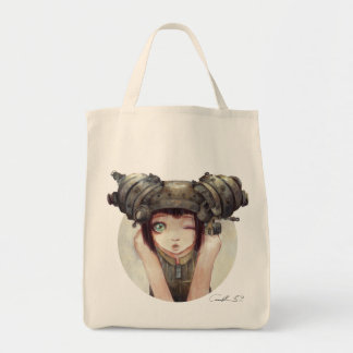 Wink Grocery Tote Grocery Tote Bag