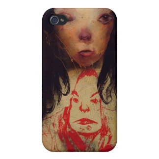 wink iPhone 4 case