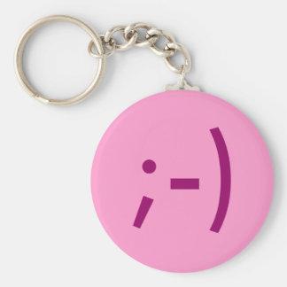 Wink Keychain