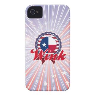 Wink TX iPhone 4 Case-Mate Case