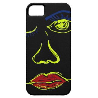 Wink Wink iPhone SE/5/5s Case