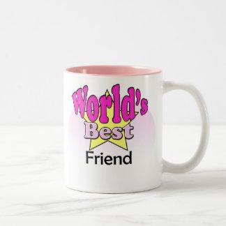 Wink World's best Friend Coffee Mugs