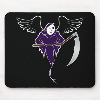 Winkin' Reaper Mouse Pad