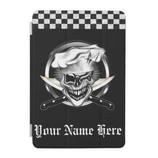 Winking Chef Skull iPad Mini Cover