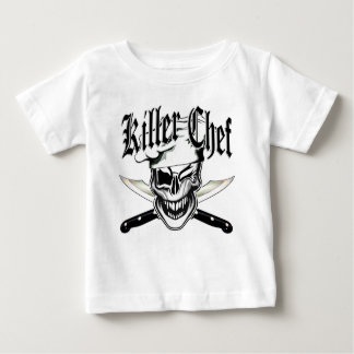 Winking Chef Skull Tshirt