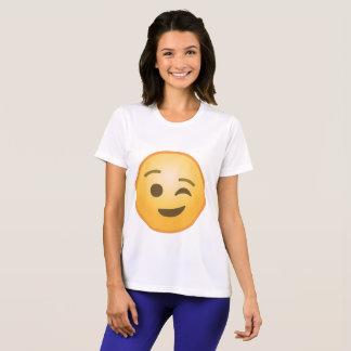 Winking Emoji T-Shirt