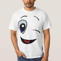 Winking Ghost T-Shirt