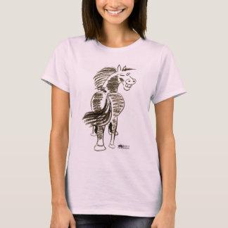 Winking Horse Good Luck! T-Shirt