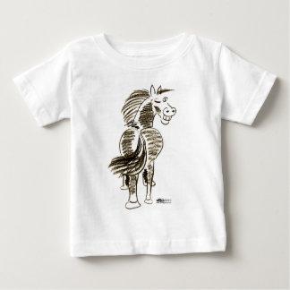 Winking Horse Good Luck! Tee Shirts