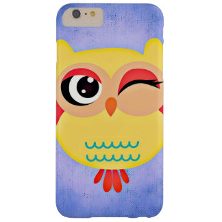 Winking Owl Barely There iPhone 6 Plus Case