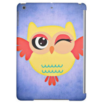 Winking Owl iPad Air Cover