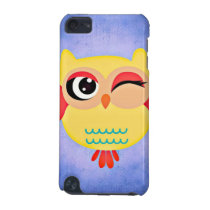 Winking Owl iPod Touch (5th Generation) Cover