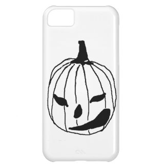 Winking Pumpkin Cover For iPhone 5C