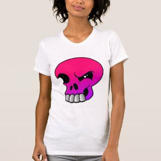 Winking Skull Purple Doom T-Shirt