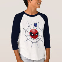 Winking Spider-Man Emoji T-Shirt