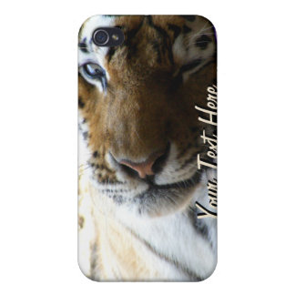 Winking Tiger Case For iPhone 4