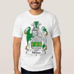 Winn Family Crest Tee Shirt