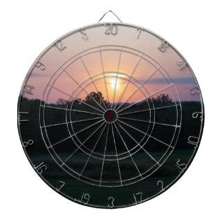 Winnagamie Sunset Dart Board