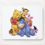 Winne bah y amigos Disney Alfombrilla De Raton