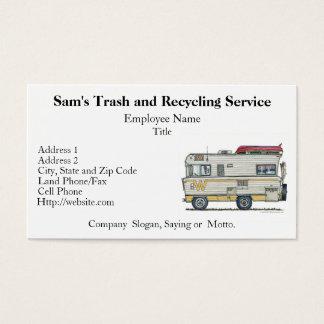 Winnebago Camper RV Apparel Business Card