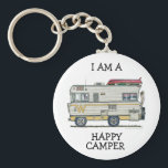"Winnebago Camper RV Apparel Keychain<br><div class=""desc"">&quot;Bless those that see the world from the windows of an RV! Like the rugged, stalwart folks that crossed the continent in covered wagons, these individuals today settle in every nook and crany of this great land. RVer hearts are as big as the outdoors and as warm as the campfires...</div>"