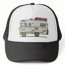 Winnebago Camper RV Hats
