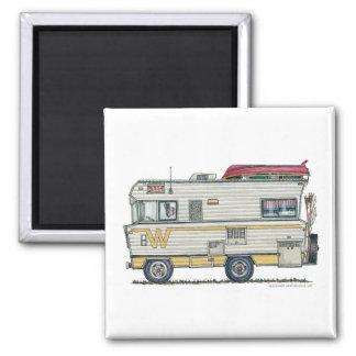 Winnebago Camper RV Magnets