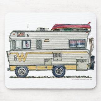Winnebago Camper RV Mouse Pad