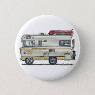 Winnebago Camper RV Pins
