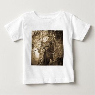Winnebago Indian Chief Duck Hunting T-shirt