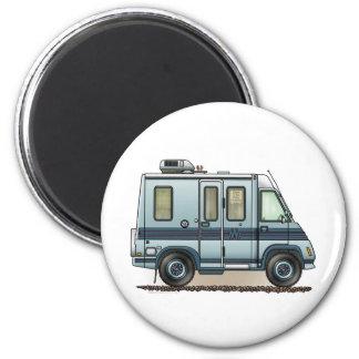 Winnebago LeSharo Camper RV Magnet