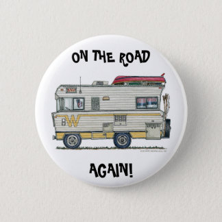 Winnebago RV Camper Pins