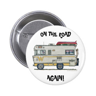 Winnebago RV Camper Pins