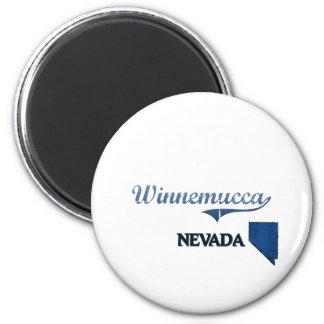 Winnemucca Nevada City Classic Magnet