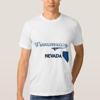 Winnemucca Nevada City Classic T Shirt