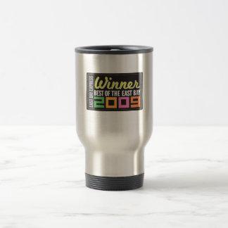 Winner 15 Oz Stainless Steel Travel Mug