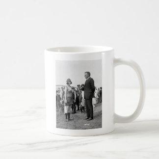 Winner at the Beach, 1920s Mugs