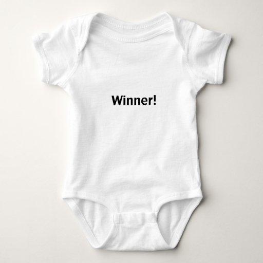 Winner! Baby Bodysuit