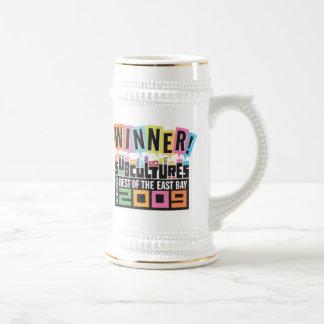 Winner Beer Stein