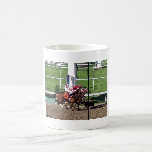 Winner By A Nose Coffee Mug