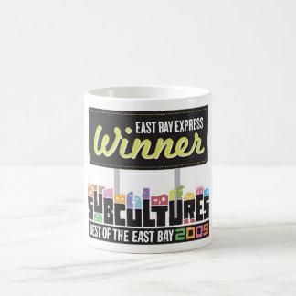 Winner Classic White Coffee Mug