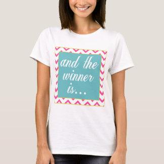 Winner Copy T-Shirt